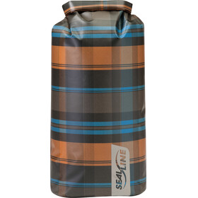 SealLine Discovery Dry Bag 20l olive plaid